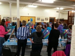Painting Party 4-29-16 #9